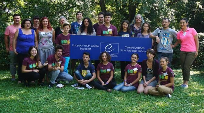 Vizita de studiu la Budapesta