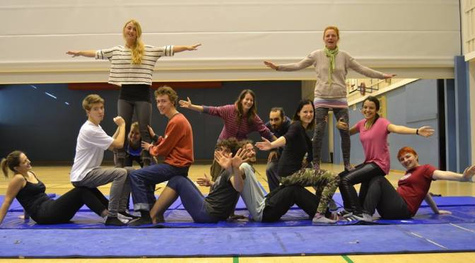 Circus pedagogy as a tool for youth work development