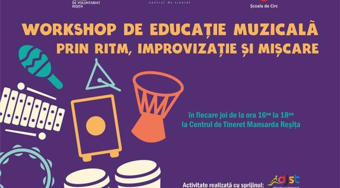 Workshop de educatie muzicala